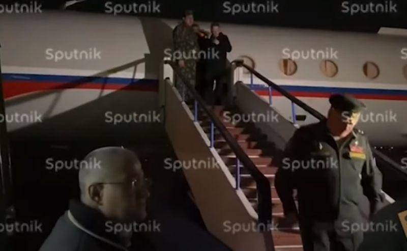 ԲԱՑԱՌԻԿ ՏԵՍԱՆՅՈՒԹ. Ինչպես են ռազմագերիներն իջնում Բաքվից ժամանած ինքնաթիռից