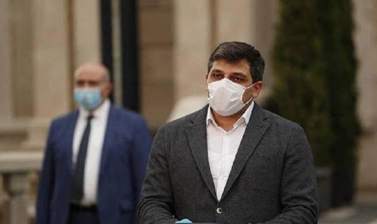 Замминистра здравоохранения Армении: Свободных коек – ноль