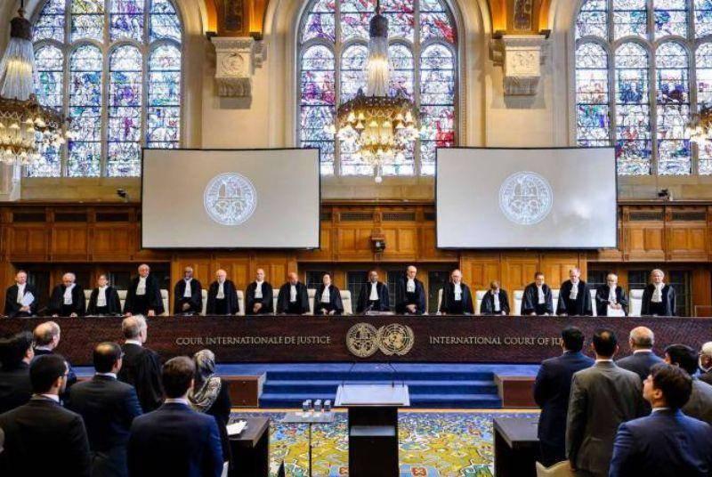 Суд ООН проводит слушание по ходатайству Армении о временных мерах против Азербайджана