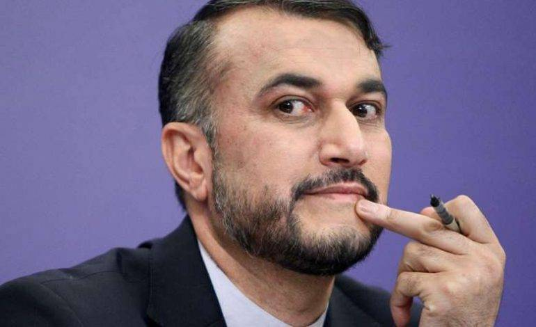 Ադրբեջանն ու Հայաստանը մեր լավ հարևաններն են, և մենք չենք կարող աշխատել նրանցից մեկի հետ` ընդդեմ մյուսի. Իրանի ԱԳՆ ղեկավար