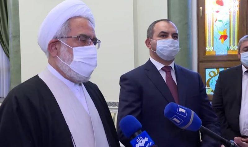 Террористы должны немедленно покинуть регион — генпрокурор Ирана