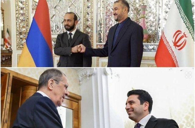 Армения нашла единомышленников на севере и юге. Коммерсантъ