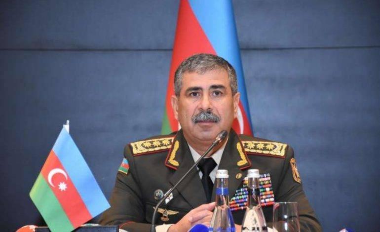 ՀՐԱՏԱՊ․ Ադրբեջանի զինված ուժերը բերվել են բարձր մարտական պատրաստվածության
