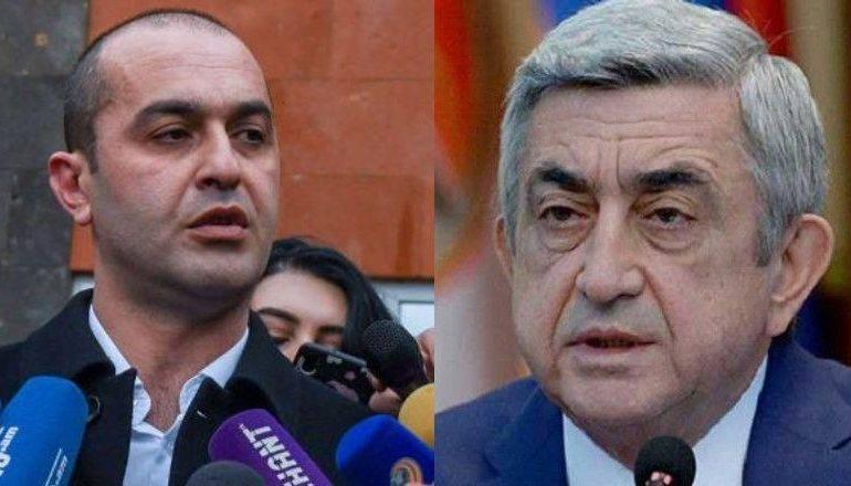 Սերժ Սարգսյանի փաստաբանը հայտարարություն է տարածել