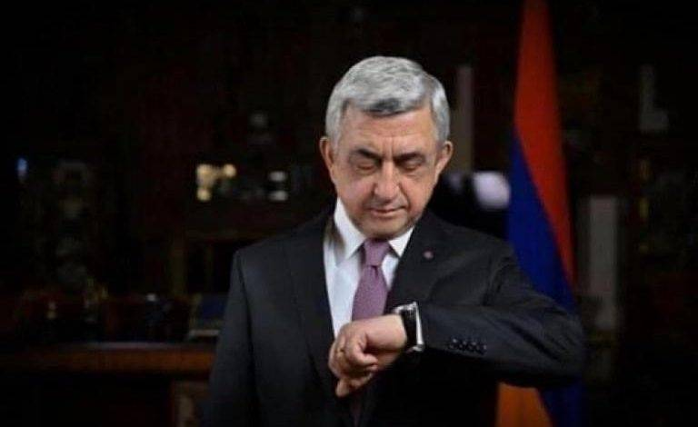 В Армении завели уголовное дело по факту полетов президентского самолета в Баден-Баден