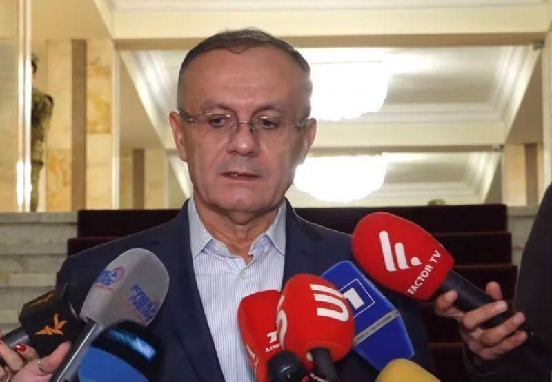 Сейран Оганян — о заседании НС Армении: ситуация на границе с Азербайджаном и риторика Турции вызывают опасения