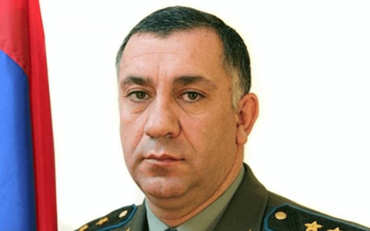Задержан замначальника Генштаба ВС Армении Степан Галстян – СМИ