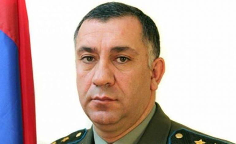 В Армении арестовали замначальника Генштаба ВС Степана Галстяна