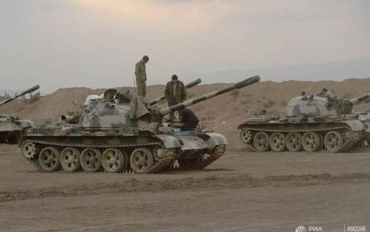 Ադրբեջանը և Թուրքիան զորավարժություններ կանցկացնեն Հայաստանի  սահմանին մոտ