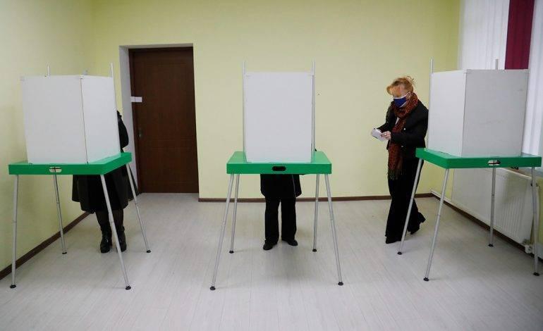 Վրաստանում մեկնարկել են ՏԻՄ ընտրությունները