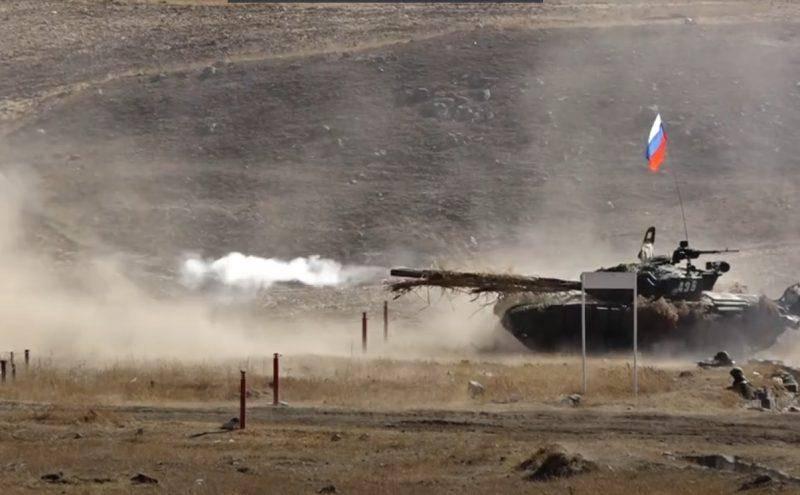 ՏԵՍԱՆՅՈՒԹ. Հայ-ռուսական միացյալ զորախումբը զորավարժություններ անցկացրեց Սյունիքում
